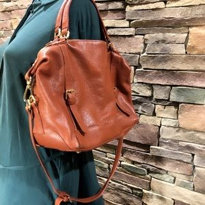 Ora Delphine Leather Bag
